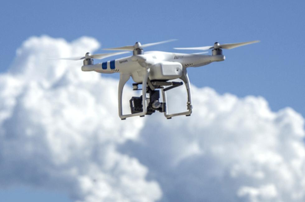 drone, Thee in China per drone binnen een uur op de deurmat