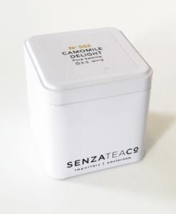 Senza Tea blikje thee 50 gram