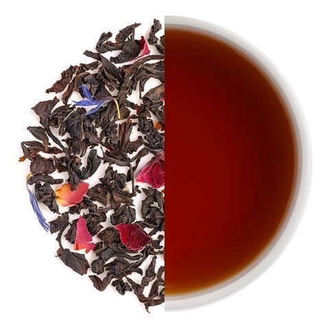 Zwarte thee en een kop thee