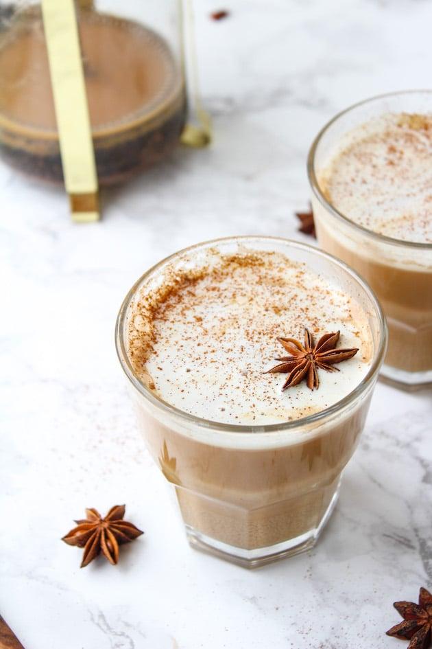 , Recept: Chai Latte