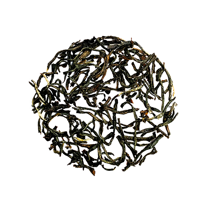 Senza Tea Co. zwarte thee dutch breakfast